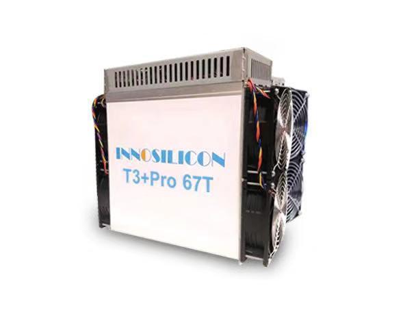 ماینر Innosilicon T3 pro 67th